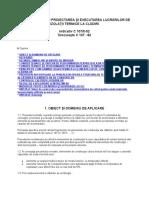 59. c107!0!2002 Normativ Pentru Proiectarea Şi Executarea Lucrărilor de Izolaţii Termice La Clădiri