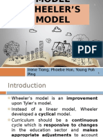 Wheeler's Model