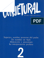 Conjetural 2