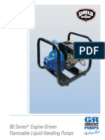 Gorman Rupp Shield a Spark Self Priming Pumps Brochure