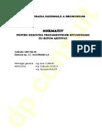 NE 010 - 1999 Ex Tratam Cu Bitum Aditivat