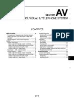 Av-Audio, Visual & Telephone System