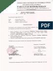 Surat Penutupan Pendaftaran