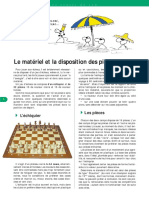 lecons d'échecs