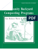 Community Backyard Composting Programs Can Reduce Waste - North Carolina State University