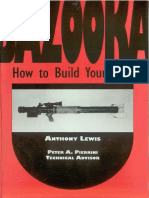 Bazooka - How to Build Your Own - Paladin Press