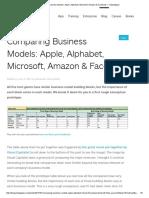 Comparing Business Models_ Apple, Alphabet, Microsoft, Amazon & Facebook — Strategyzer