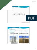 6 Deep Foundations