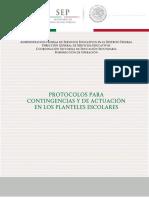 Protocolos Para Contingencias