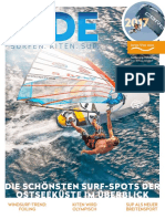 Ride 2017 Surfen Kiten Sup