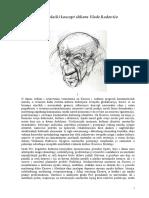 Stvaralački Koncept Slikara Vlade Radovića