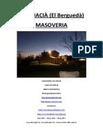 CAL MACIÀ Llibre Cal Macià Online