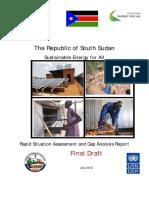 South Sudan RAGA en Released