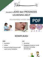 Komplikasi Dan Prognosis Skenario 3