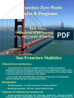 San Francisco Zero Waste Policies and Programs - JM 5-2010