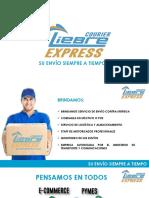 Liebre Courier Express Propuesta