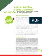 FICR - Iniciativa por el cambio climático de la Juventud en acción