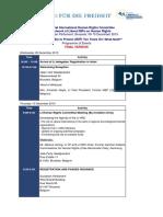 Programme LI HRC 2nd Annual Meeting FINAL