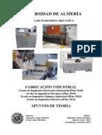 Fabricacion Industrial
