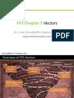 FP3 Chp5 Vectors