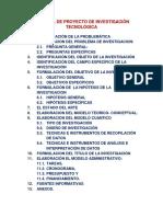 BREVE EJEMPLO- PROYECTO INVESTIGACIÓN TÉCNOLOGICA(TARAPOTO)