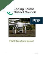 Uav Flights Operation Manual Ver.1