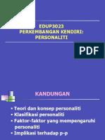 (11)personaliti