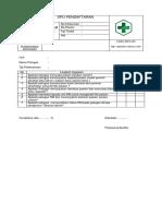 format daftar tilik.docx