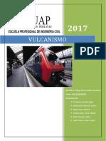 Informe Final de Vulcanismo