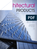 Architectural Products - March 2016