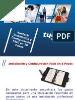 INSTALACION Y CONFIGURACION DE ENTRAPASS CE EN 10 PASOS FACILES -.ppt