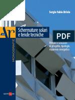 Schermature solari e tende tecniche