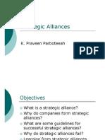 Module 7 - Strategic Alliances