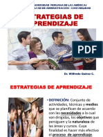 Ppt 4 Estrategias de Aprendizaje Mtu Administ Contabilidad Dr Quiroz 2017