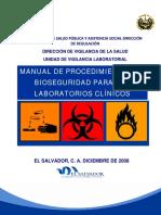 Manual de procedimientos de bioseguridad para los laboratorios clínicos.pdf