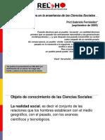 Didáctica de Cs. Sociales