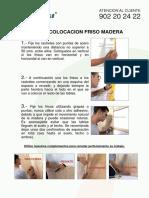 Manual Colocacion Friso