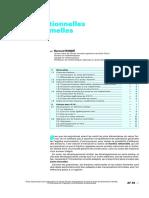 Fractions Rationnelles Et Séries Formelles