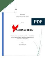 My National Hero - Games