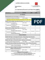 MIEPP Exam Timetable WiSe 2016_17