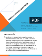 Evaluaciones Psicomotrices.pptx
