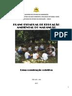 Consulta - Plano Estadual de Educação Ambiental