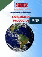 Catalogo Sedimex 2015