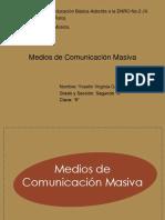 COMUNICACION MASIVAS DIAPOSITIVAS1