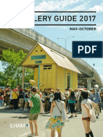 Ilham Gallery Guide May-Oct 2017