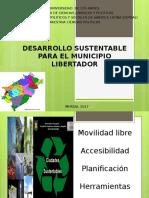 Desarrollo Sustentable Para El Municipio Libertador