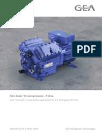 96175 R134a Compressor Gb