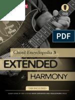 Chord Encyclopedia Volume 3