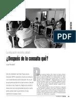 Revista Sic - Articulo