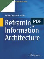 Andrea Resmini - Reframing IA